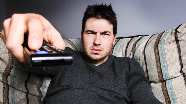 Mental tiredness can obstruct the important benefits of watching TV